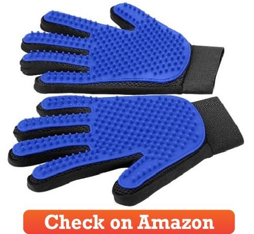 Delomo Gentle Deshedding Glove – Upgrade Version