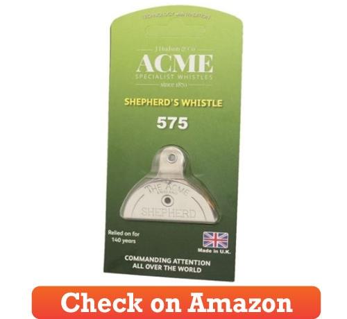 Acme Whistle Shepherd Mouth Whistle