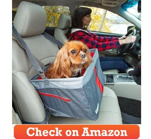 Kurgo Skybox Booster Seat for Dog
