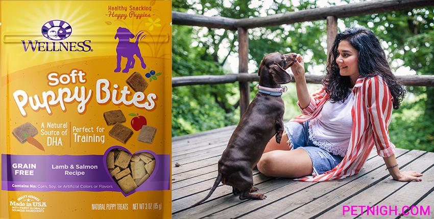 wellness puppy treats review