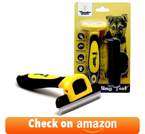 A good dog brush for the german shepherd