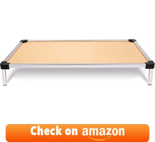A good chew proof dog bed for the heavy chewers