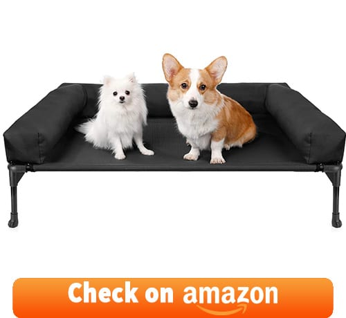 One of the reliable chew proof dog beds